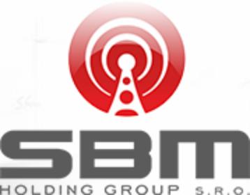 logo firmy SBM HOLDING GROUP
