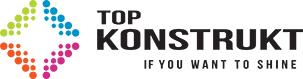 logo firmy TOPKONSTRUKT.cz - LED osvětlení