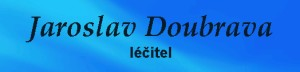 logo firmy JAROSLAV DOUBRAVA - LÉČITEL