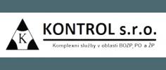 logo firmy KONTROL s.r.o.